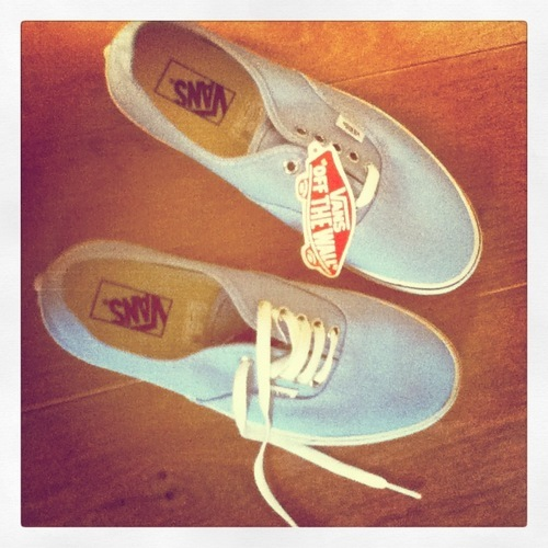 amazing, blue vans, cool, shoes, skate, style, swag, vans, vans of the