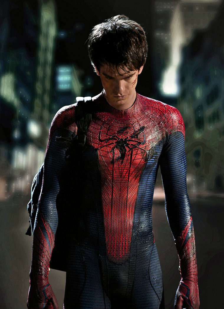 andrew garfield, awesome, the amazing spiderman