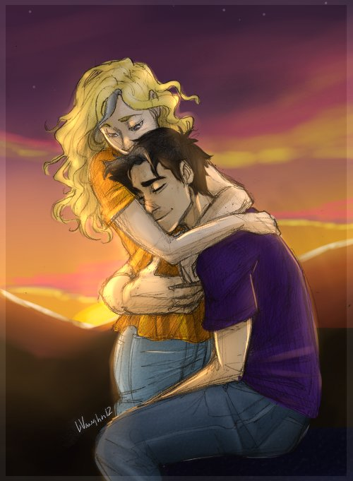 annabeth, percy jackson