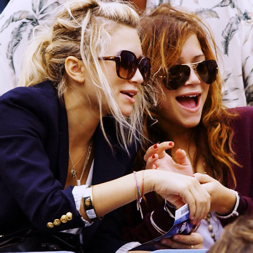 Ashley Olsen Fashion Mary Kate Olsen Olsen Image 533767 On