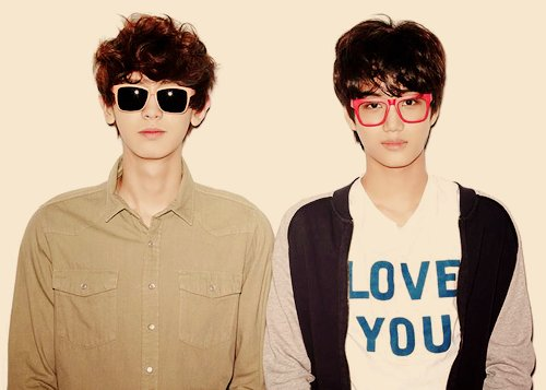 asian, boy, chanyeol, exo