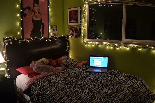 auchis, blanket, cute, lights