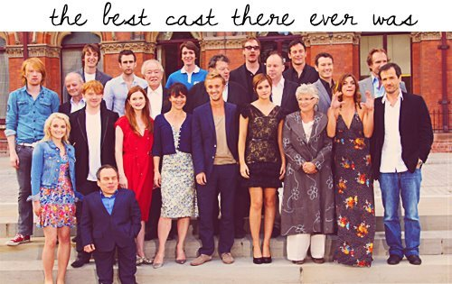 awesome, books, cast, cute