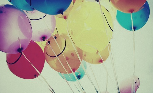 balloons, colors, cute, globos, pretty, sf, sky, smile