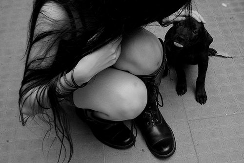 beautiful, black, black and white, boots