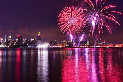 beautiful, by barbie, city, cute, fireworks, photo, photography, picture, pink, pretty, violet