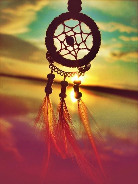 beautiful, colorful, dreamcatcher, pretty - image #522538 ...