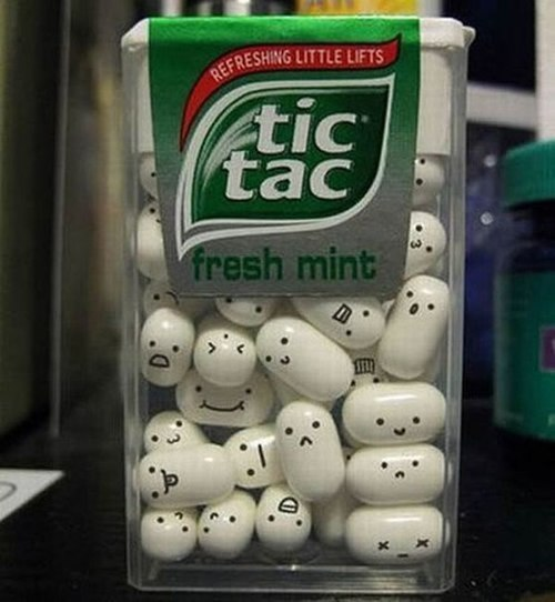beautiful, cute, deliciuos, funny, tictac