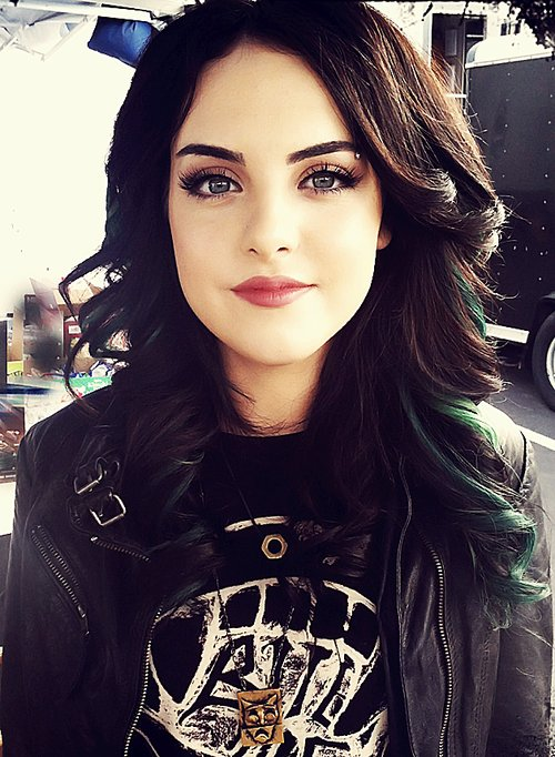 Beautiful Cute Elizabeth Gillies Fashion Image