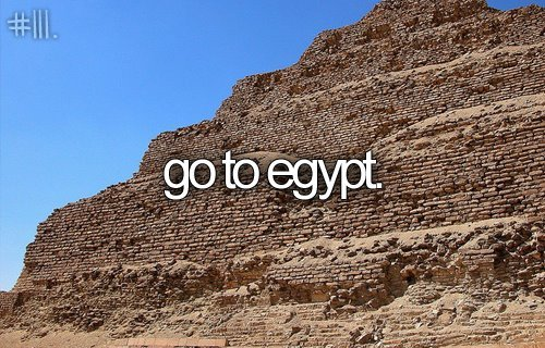 before i die, egypt, things to do, travel