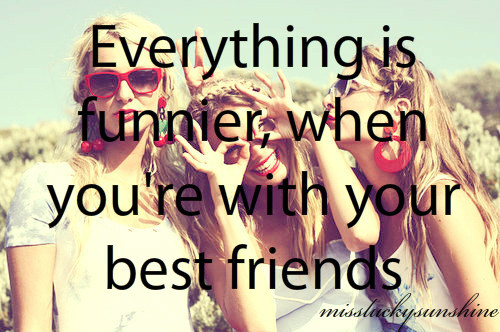quote  quotes  red  smile  sunglasses  text  tumblr  weird  whiteQuotes About 3 Best Friends Tumblr