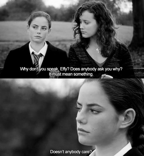 black and white, effy stonem, love, michelle