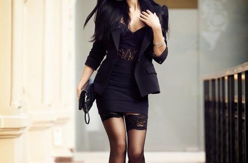 black, black dress, boots, camila, colors, dress, fashion, girl, lace, leggings, me, office, outfits, sexy, shoes, shorts, skinny, thin, tshirt, uk, usa, woman