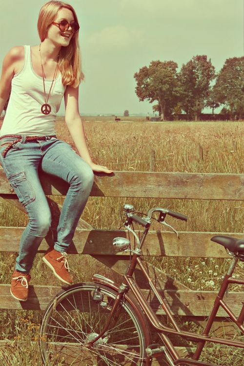 blonde, boy, clothes, fashion, girl, hair, hippie, hipster, love, summer, sun, vintage