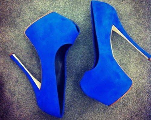 blue, shoes