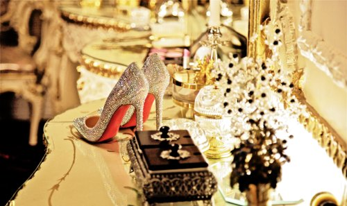christian louboutin, heels, shoes
