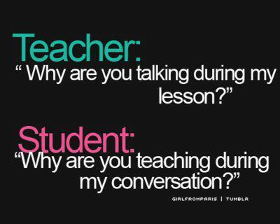 Class Conversation Cool Funny