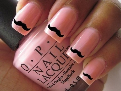 cute, fashion, kawaii, nail