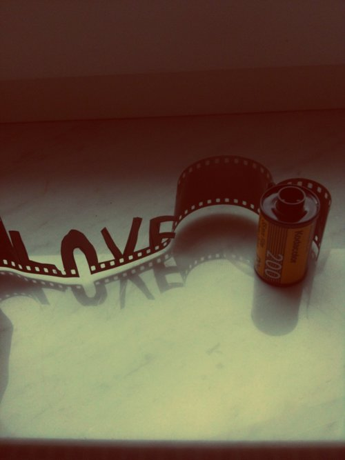 cute, film, heart, inspiring, love, photography, yellow