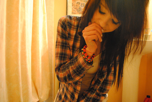 cute, girl, hair, photo