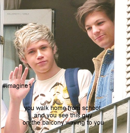 cute, imagine, niall horan, one direction