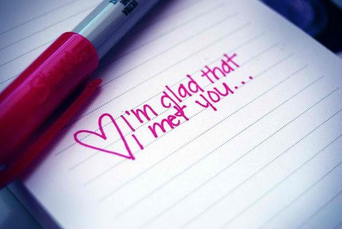 cute, love, pen, pink, quote, text