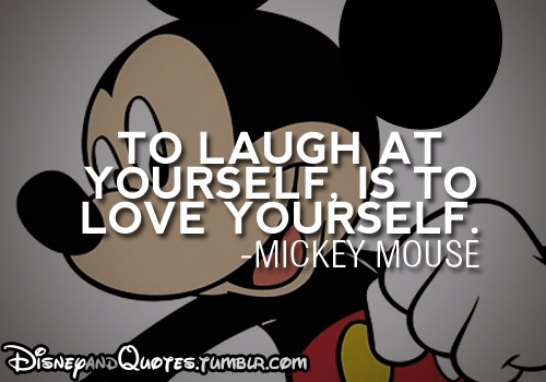 Quotes Laugh At Yourself: Image #513213 On Favim.com