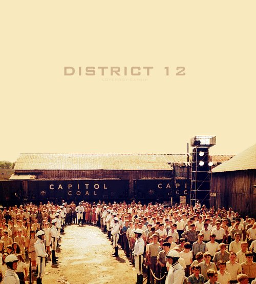 district 12, katniss everdeen, peeta mellark, the hunger games