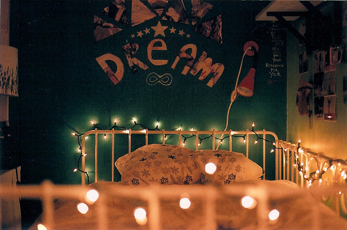 beautiful, cute, dream, girly, lights, photography, pretty, room