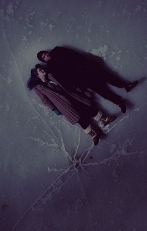 eternal sunshine of the spotless mind, jim carrey, kate winslet, love, movie, scene