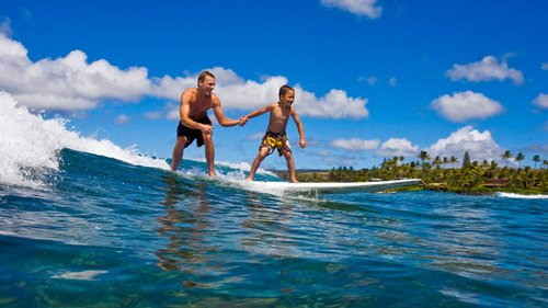 family, hawaii, love, surf