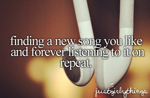 favorite song, just girly things, replay, song