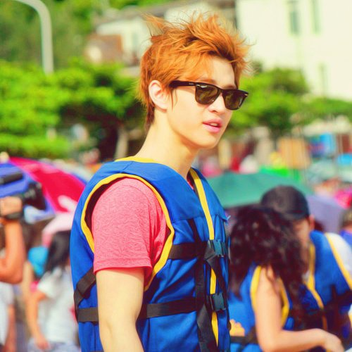 glasses, henry lau, kpop, sexy, super junior