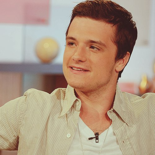boy, hot, hunger games, josh hutcherson, peeta mellark