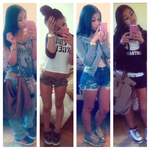 Girl Summer Outfits With Jordans fashionplaceface