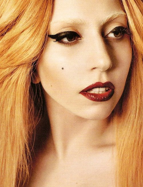beauty, lady gaga