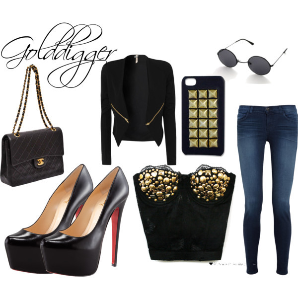 black girl outfits polyvore Quotes