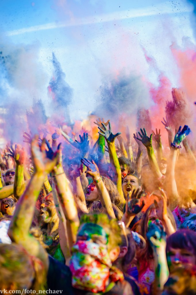 colour, festival, fun and indian