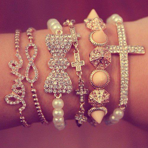 accessories, amazing, beautiful, bracelet - image #623074 ...