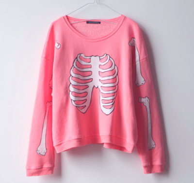 adorable, amazing, awesome, bones, cool, cute, fashion, girl, girly, glamour, gorgeous, pink, pretty, shirt, style, t-shirt