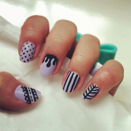 adorable, amazing, nail polish, nails