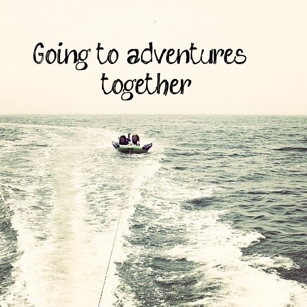 adventures bff, love, pretty, quotes, quote - image ...
