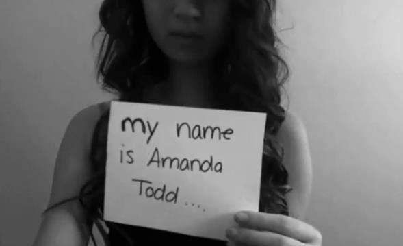 the suicide of amanda todd essay Recording a verdict of suicide,  media from covering his assault case just days before trial for 'breaking into his childhood home and attacking his dad todd.