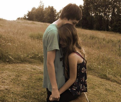 Love Wallpaper Bf Gf : amanda todd, boyfriend, girlfriend, love - image #627675 ...