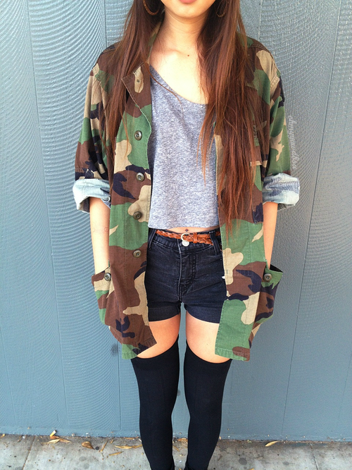 Army Camo Clohtes Cute Image 625545 On