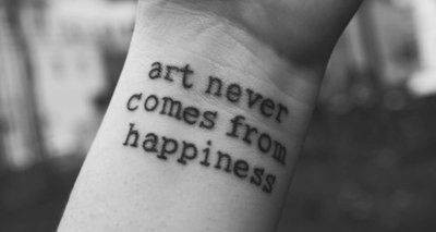 art, hapiness, love, quotes