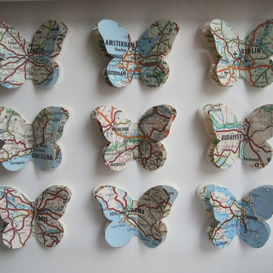 atlas, butterfly, city, map, maps, travel, traveling, world