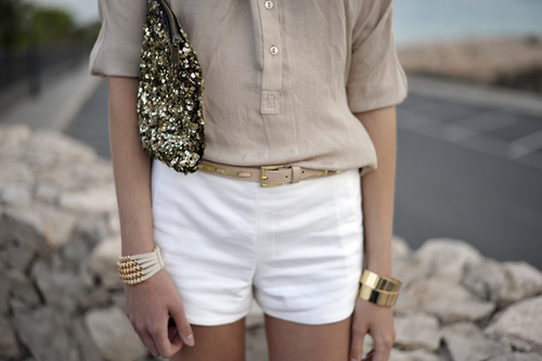 bag, blouse, fashion, girl