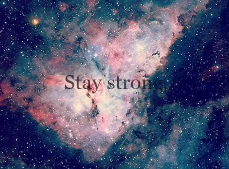 Colorful Galaxy Quotes Tumblr (page 3) - Pics about space