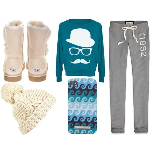 beanies, boots, clothes, cute